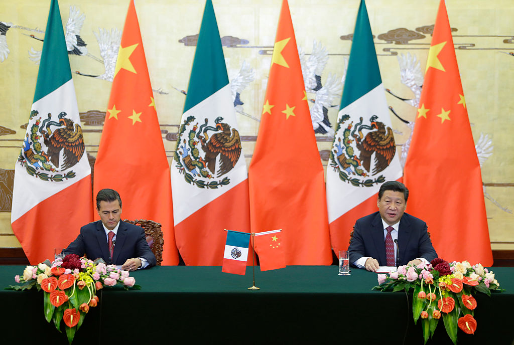 mexico and us relationship with china