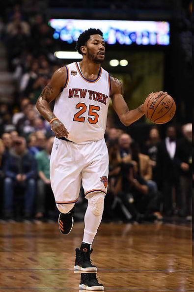 NBA Derrick Rose Returns To The New York Knicks After Leaving Without Permission Sports Chinatopix