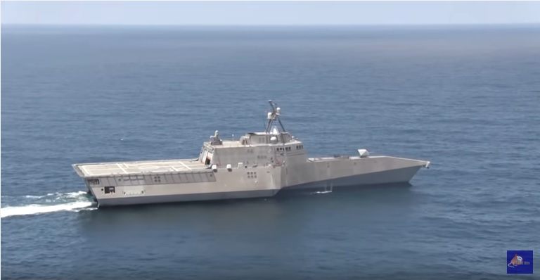 China Plans To Build 'Trimaran' Frigate By 2018 [P