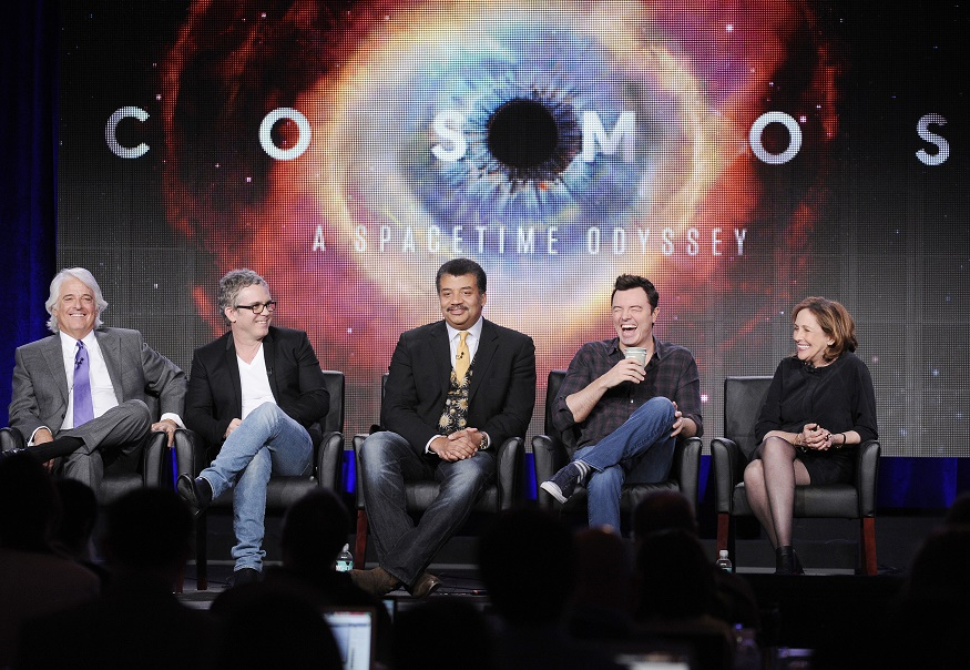 Astrophysicist Neil deGrasse Tyson will Host StarTalk TV Show on NatGeo :  Science : Chinatopix