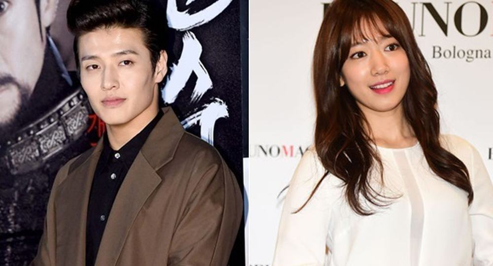 "Kang Ha Neul and Park Shin Hye Might Team Up in ""Happy Fac"