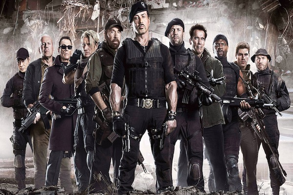The expendables pirate bay