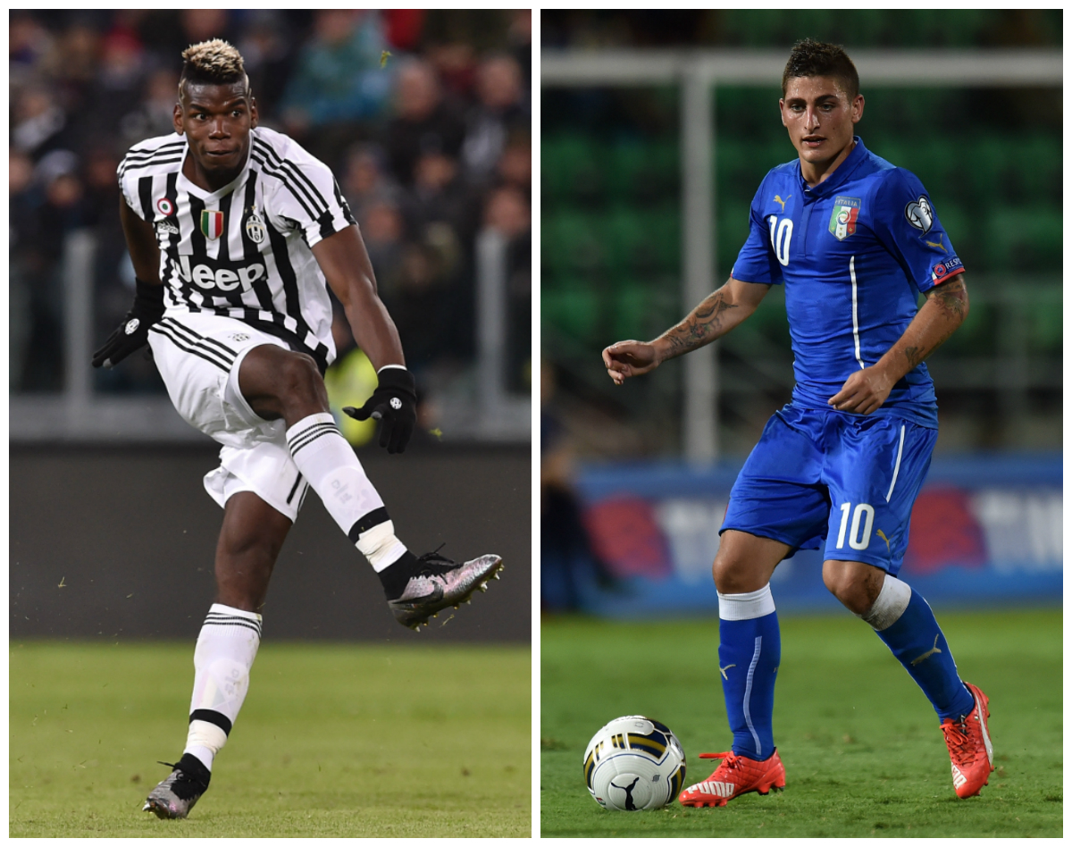 Football Transfer Rumors Juventus Paul Pogba and PSG s Marco
