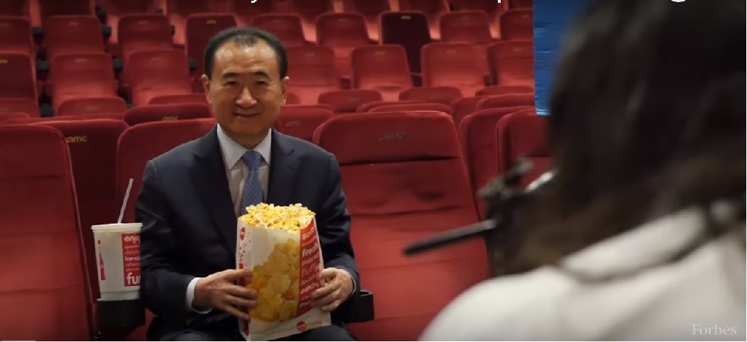 Billionaire Wang Jianlin Becomes First Person From Mainland
