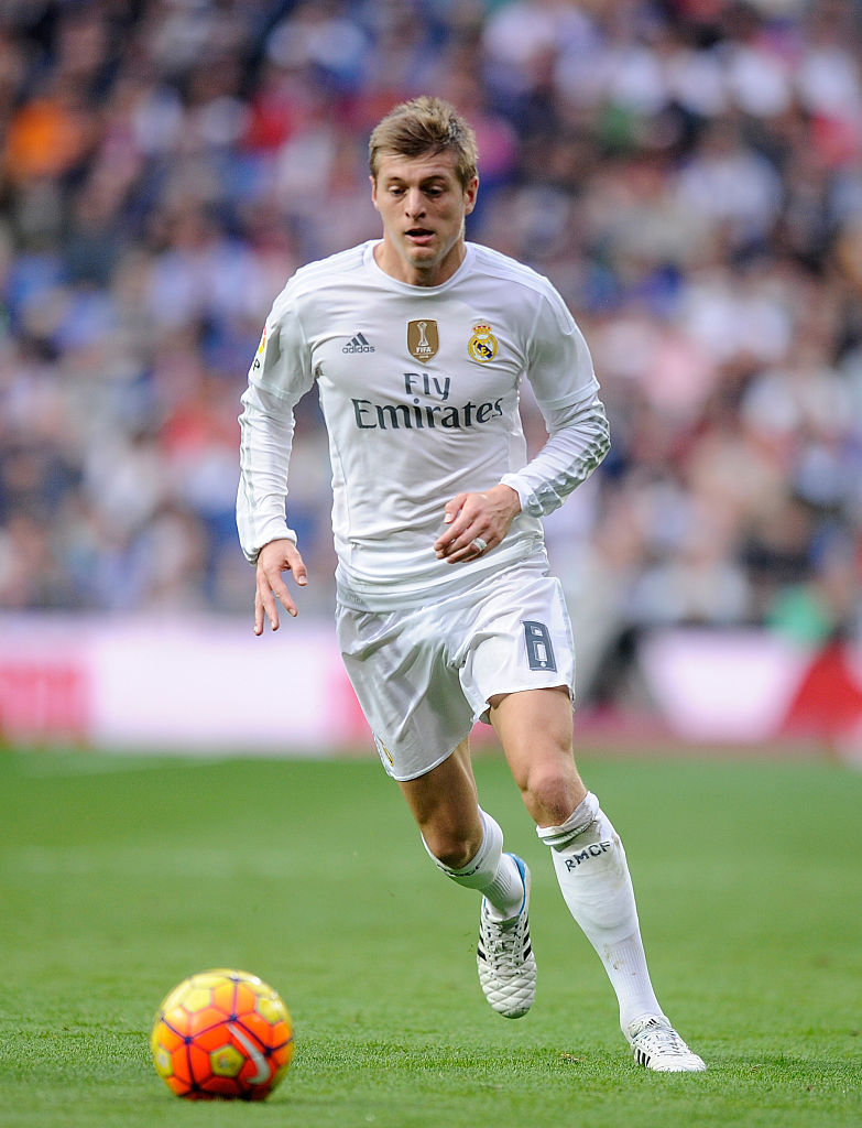 Football Transfer Rumors Chelsea Eyes Real Madrid s Toni Kroos