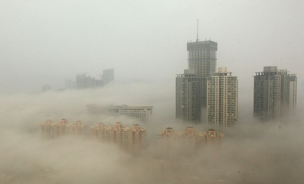 Air Pollution from Coal Burning Kills over 360,000 Chinese