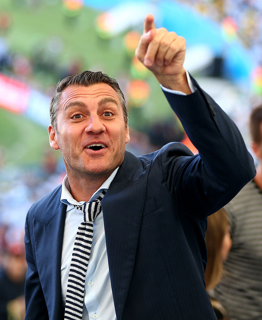 Chinese Super League Rumors Christian Vieri s eback attempt to