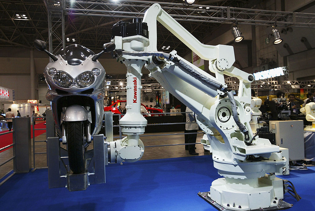 global and china automotive industrial robotics The global industrial robotics market valued around usd11156 billion in 2012, but the value slumped by 17% to usd9249 billion in 2013 because of the yen depreciation and a significant decline in the average price of industrial robotics.