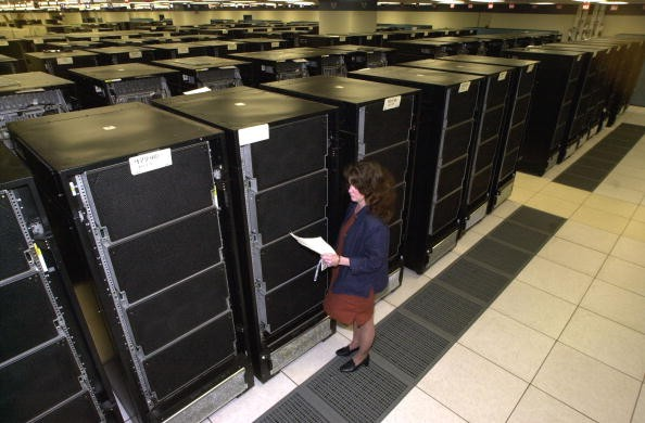 China remains its title as the home of two of the world's fastest supercomputers.
