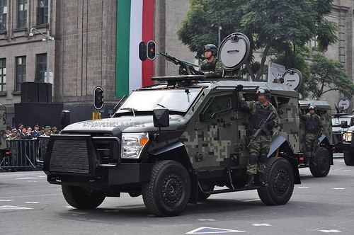 Nine military vehicles seized by Hong Kong Customs