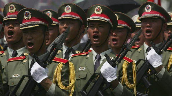 China Remains Top US Surveillance Target in Asia-Pacific