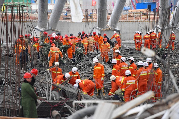 Nine People Detained in Power Plant Accident