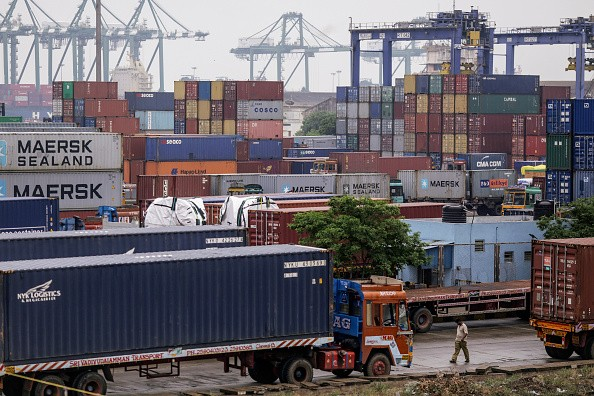 India's Trade Deficit with China Grows.