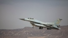 IDF And Greek Air Force Joint Military Exercise