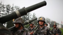 China's Ministry of Defense denied allegations that the PLA shot down a Myanmar fighter jet.