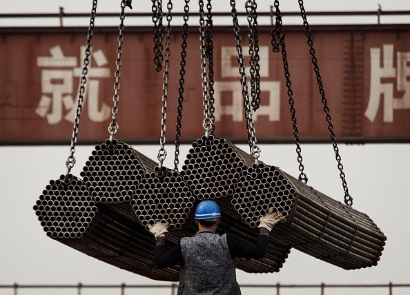 China launched a WTO complaint on Monday against the US and EU for delaying its market economy status.