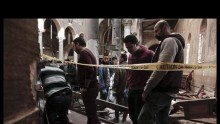 ISIS Claims Responsibility for Egypt Cathedral Bombing