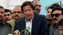 Imran Khan Lends Support to CPEC Project