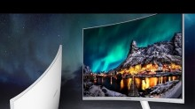 Quantum Dot Curved Monitor