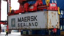 Maersk and Alibaba partnership is a sign of growing cooperation between logistics firms and e-commerce.
