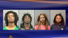 Four African-American Young Adults Charged for Assaulting a White Man