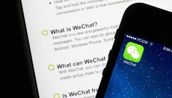 WeChat's mini apps do not require download or installation.