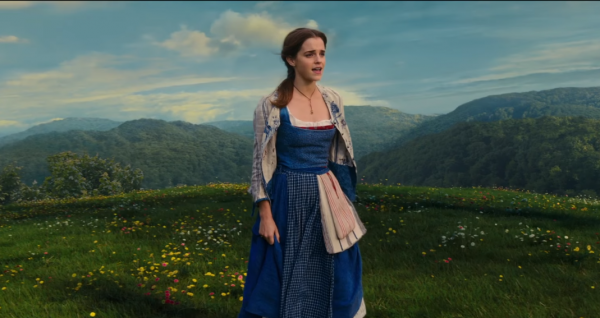Emma Watson as Belle in 'Beauty and the Beast'