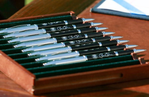 The country is the largest manufacturer of ballpoint pens in the world.