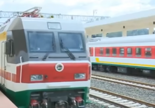 Djibouti officially inaugurated its end of the Djibouti-Ethiopia speed rail on Wednesday