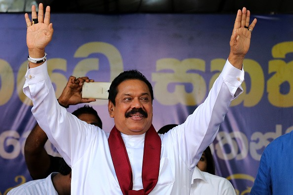Rajapaksa speaks out on Hambantota Project.