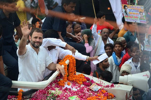 Rahul Gandhi may Cancel China Visit.