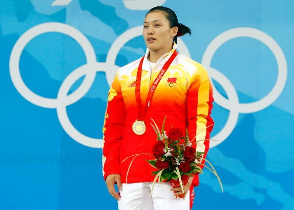 Three Chinese Weightlifters Sanctioned by IOC.