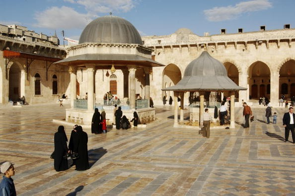 The Umayyad Great Mosque