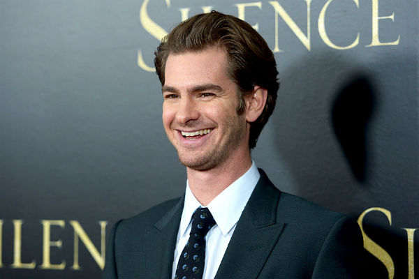 """Andrew Garfield at """"Silence"""" Premiere"""