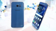 Samsung Galaxy S7 Edge Blue Coral Edition Smartphone Released in Europe