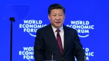 Davos: Xi Sells Globalization to CEOs, Political Leaders at the World Economic Forum