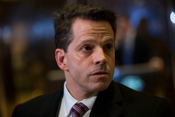 Scaramucci has been picked by president elect Donald Trump.