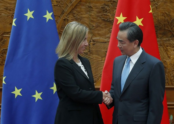 China Support for EU Integration