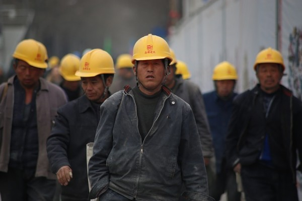 The fourth quarter spurt in the growth rate is the first instance in two years that China has experienced an uptick in growth.