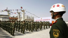 Sino-Philippine Ties Put to the Test Over China's Military Buildup in the Spratlys