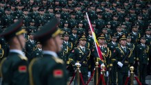 US Remains Top Military Threat to China