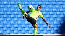 Brighton midfielder Beram Kayal