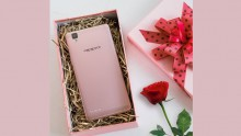 Rose Gold Limited Edition OPPO F1s Smartphone Set to Launch in India on Friday