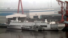 China Refits Aircraft Carrier