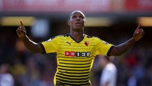 Former Watford striker Odion Ighalo