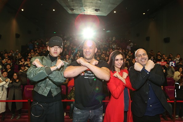 xXx: Return of Xander Cage Scores big at Chinese Box Office.