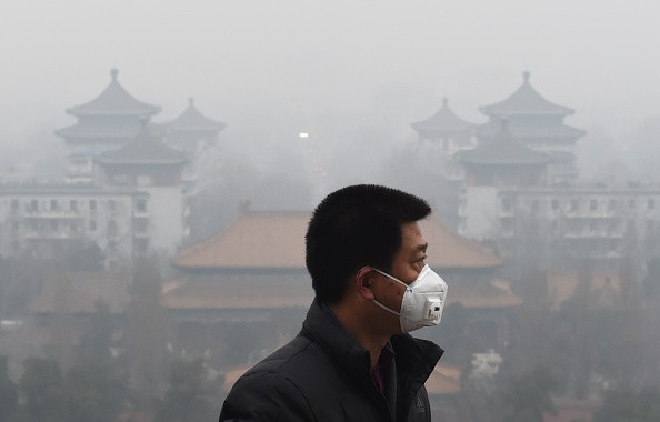 Air Pollution in China and India.
