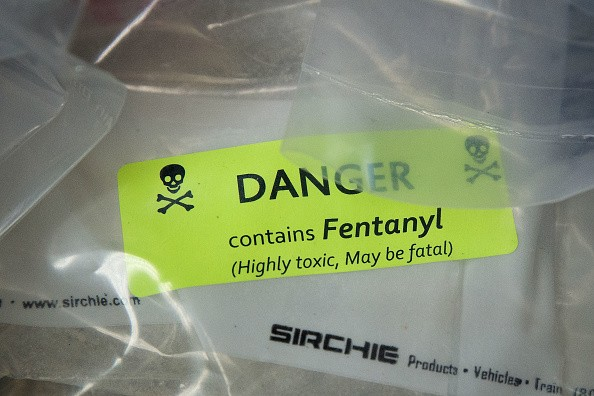 China makes Opioid Carfentanil Controlled Substance.