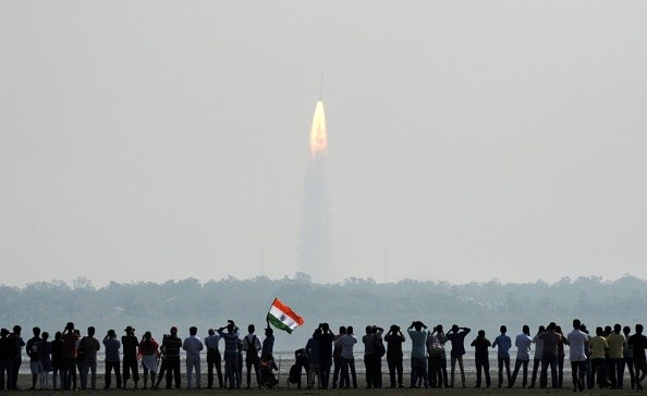 Chinese Media Lauds India's latest Space Milestone.