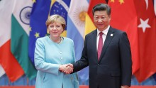 China Becomes Germany's Biggest Trading Partner.